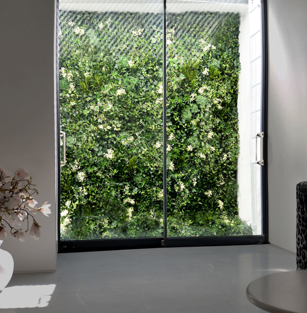 514 fake landscapes lightwell living wall 514