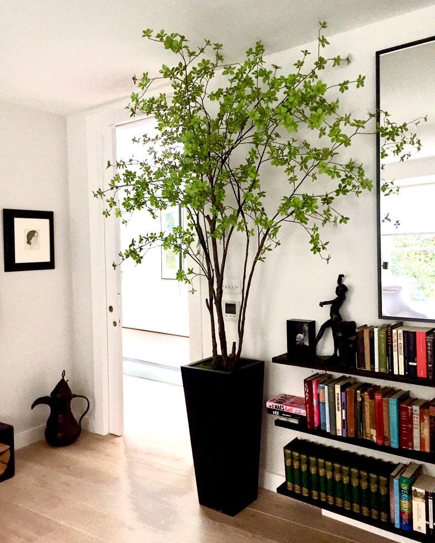 778 fake landscapes handbuilt 210cm spring chestnut tree